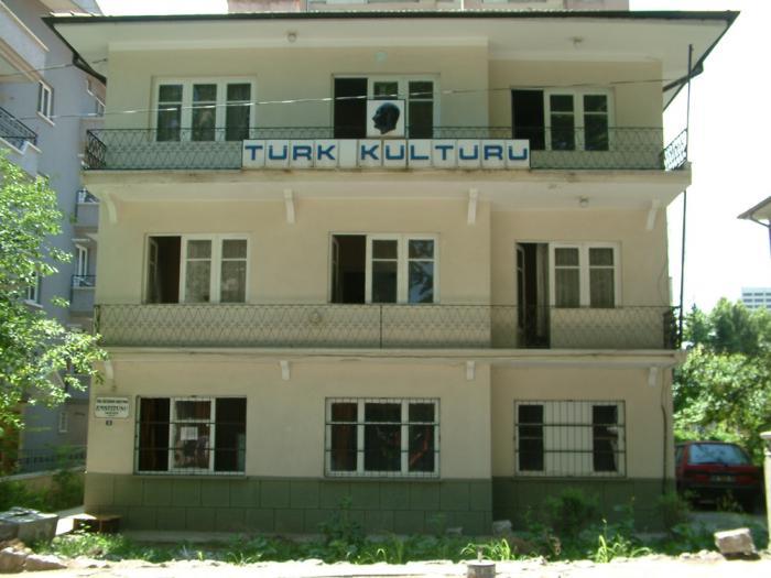 Eski Binamız